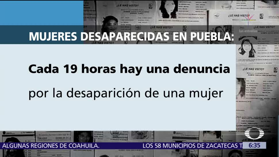 Senado pide a CNDH promover declaratoria alSenado pide a CNDH promover declaratoria alerta de género en Pueblaerta de género en Puebla