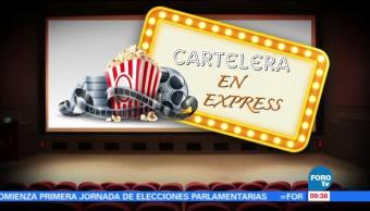 La cartelera express con Ximena Cervantes