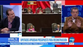 Remoción en Fepade y Eruviel Ávila en CDMX, el análisis