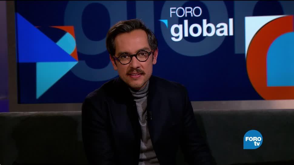 Genaro Lozano entrevista a Andrés Betancor
