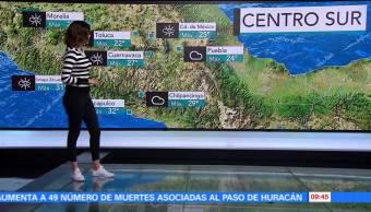 El clima con... Daniela Álvarez