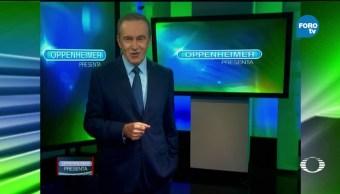 Oppenheimer: programa del 21 de octubre de 2017