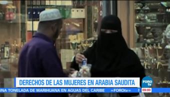 Los derechos de las mujeres en Arabia Saudita