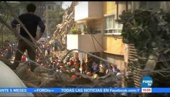 Expressando: Ixnamiki Olinki, robot que ayudó a salvar vidas en México