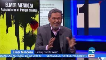 'Asesinato en el Parque Sinaloa' de Élmer Mendoza