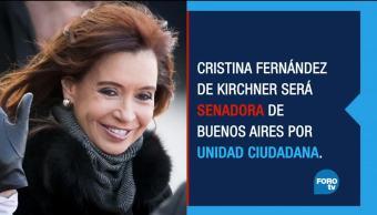 Se celebraron elecciones legislativas elecciones legislativas en Argentina