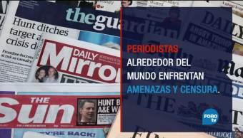 Periodistas que investigaron los Panamá Papers, bajo ataque