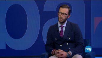 Genaro Lozano entrevista a Nikola Zivkovic