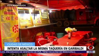 Hombre muere por disparo de arma de fuego en la colonia Guerrero, CDMX