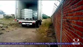 Detienen a 3 hombres en Coahuila por ordeñar ductos de Pemex