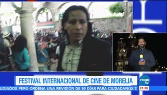 Guillermo del Toro, invitado de honor en Festival de Cine de Morelia