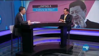 ¿Xi Jinping a la altura de Mao?