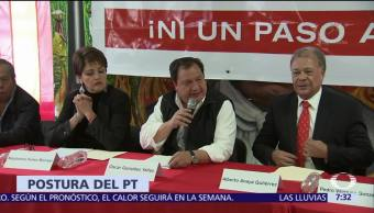 Dejan en libertad al líder del PT en Aguascalientes, Héctor Quiroz García