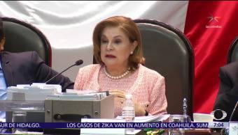 Titular de SFP informa sobre procedimientos administrativos abiertos por caso Odebrecht
