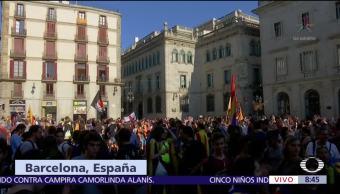 Pendiente, mensaje de Puigdemont sobre el futuro de Cataluña