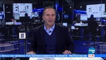 Matutino Express del 26 de octubre con Esteban Arce (Bloque 3)