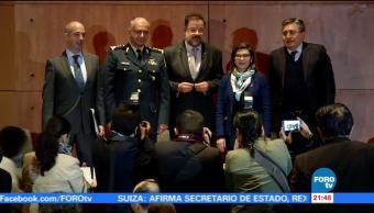 Conferencia 'Seguridad, Democracia y Derechos Humanos: La Vía Civil'