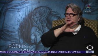 Guillermo Del Toro habla de su cine fantástico