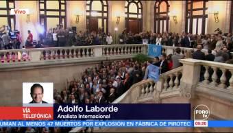 Análisis sobre el Artículo 155 aprobado por el Senado de España