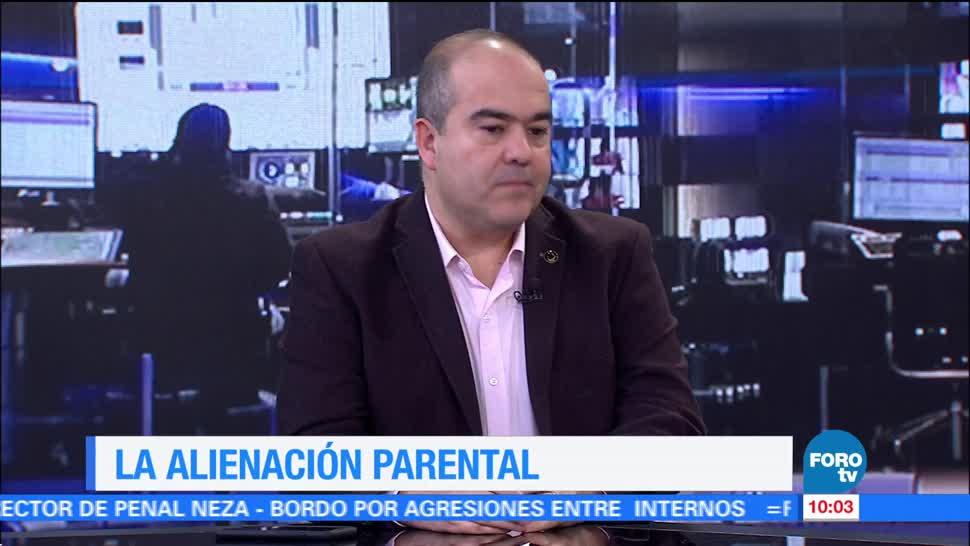 ¿Qué es la alienación parental? Mario Romo habla en Matutino Expres