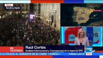 Las medidas aplicadas por Rajoy tras resolución de Independencia en Cataluña