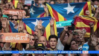 Muchos países rechazan la independencia de Cataluña