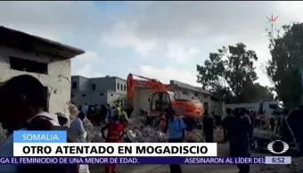 Atentado terrorista en Mogadiscio