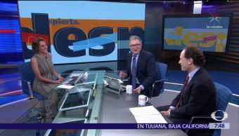 Javier Tello habla de la división de republicanos en el Reporte Trump