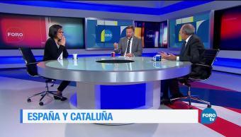 La crisis que atraviesa España, luego de que Cataluña declarara su independencia