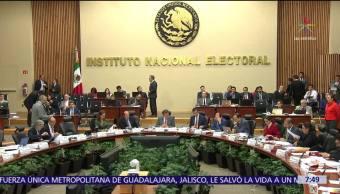 INE aprueba nuevas sanciones por gastos de campaña no reportados de Riquelme