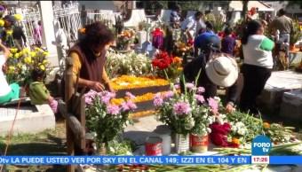Mixquic mantiene viva la tradición del Día de Muertos