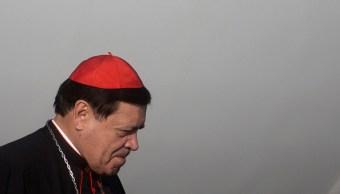 Norberto Rivera pide a gobernantes legislar y proteger a la ciudadanía