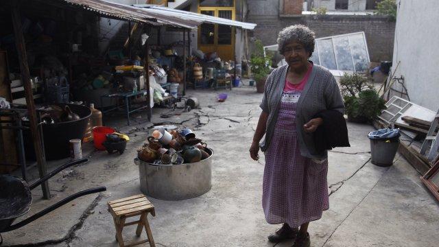 damnificados xochimilco denuncian rapina delincuencia sismo