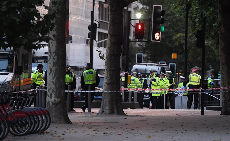 Embajada de México en Reino Unido descarta mexicanos heridos en Londres