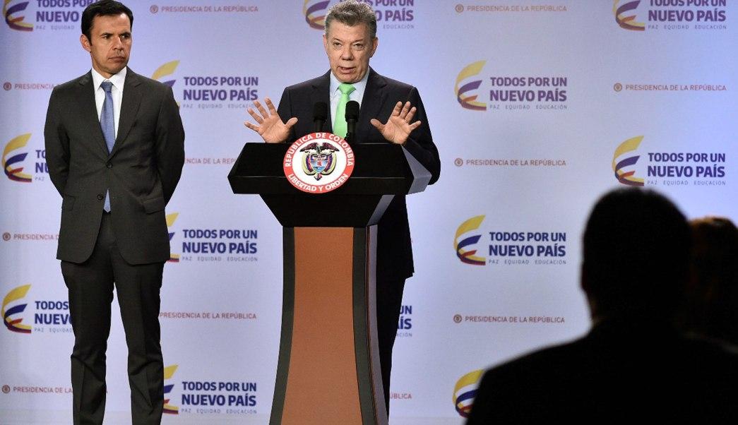 Santos dice que Nicolás Maduro no juega limpio en las elecciones venezolanas
