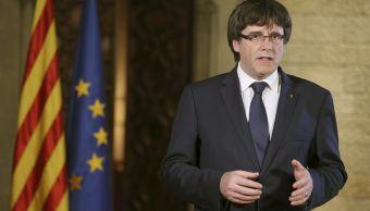 Puigdemont pedirá debatir en Parlamento catalán intento de Rajoy para liquidar autogobierno