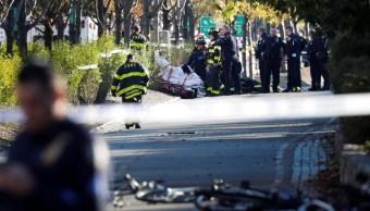 SRE emite teléfono de emergencia ante incidente en Manhattan