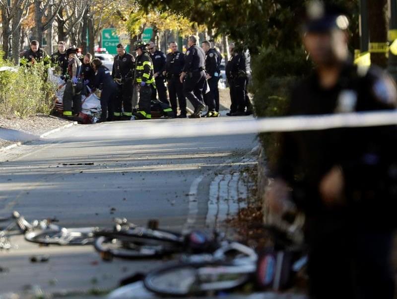 EPN lamenta los hechos violentos en Nueva York