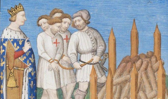 Juicios de los Caballeros Templarios