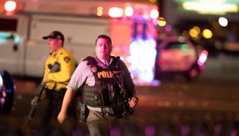 Agentes de seguridad en Las Vegas