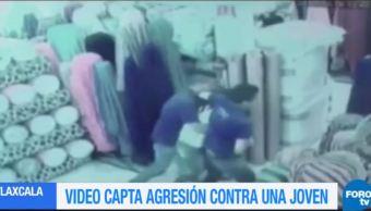 revelen video agresion jazmin asesinada tlaxcala