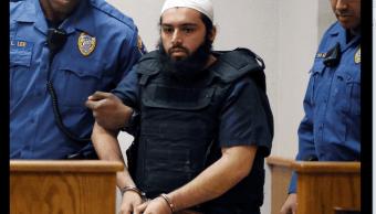 Ahmad Khan Rahami enfrenta cadena perpetua