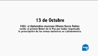 Anecdotario Secreto Alfonso García Robles Diplomático Mexicano