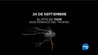 Anecdotario Secreto Mito Thor Dios Nórdico Trueno