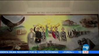 Aniversario 194 del Colegio Militar de México