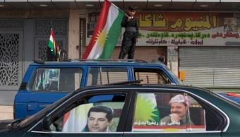 Gobierno kurdo ofrece a Irak congelar los resultados del referéndum