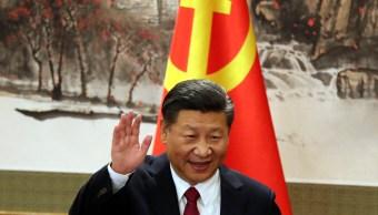 presidente china segundo mandato cinco anos