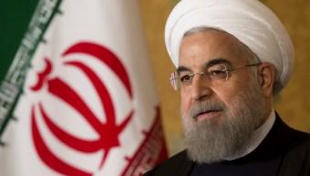 Irán seguirá fabricando misiles y no renegociará pacto nuclear, según Rohaní
