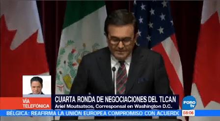 Ariel Moutsatsos Analiza Cuarta Ronda Negociaciones Tlcan