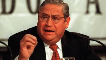 Armando Calderón Sol, expresidente de El Salvador
